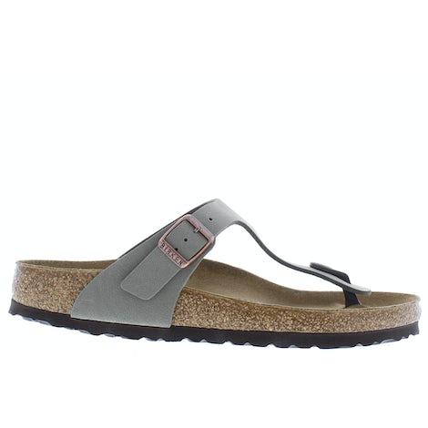Birkenstock Gizeh 043391 stone Slippers Slippers