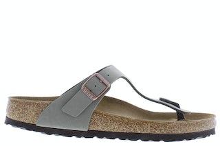 Birkenstock Gizeh 043391 stone Damesschoenen Slippers