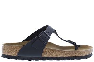 Birkenstock Gizeh 043691 schwarz Damesschoenen Slippers