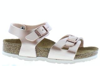 Birkenstock Rio kids 1012520 copper Meisjesschoenen Sandalen en slippers