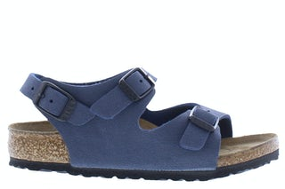 Birkenstock Roma kids 1007941 navy Jongensschoenen Sandalen en slippers