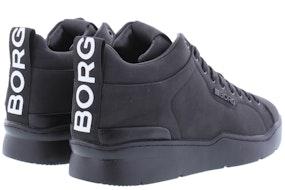 Bjorn Borg L250 mid black Herenschoenen Boots