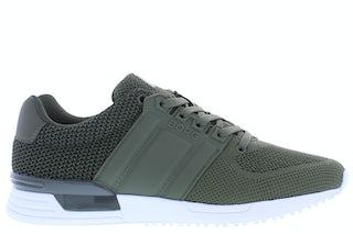 Bjorn Borg R130 olive Herenschoenen Sneakers