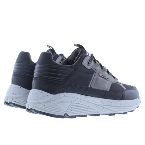 Bjorn Borg R1300 0903 blk dgry Sneakers Sneakers