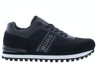 Bjorn Borg R2000 0999 blk Herenschoenen Sneakers