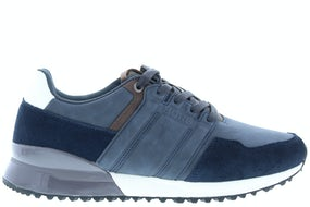Bjorn Borg R230 pul navy Herenschoenen Sneakers