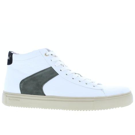 Blackstone VG08 white green Sneakers Sneakers