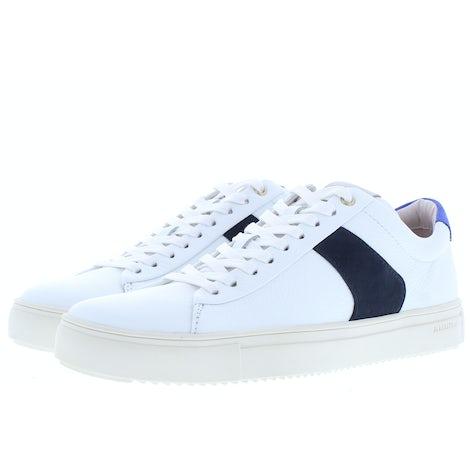 Blackstone VG09 white navy Sneakers Sneakers