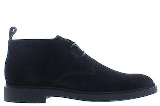 Blackstone WG80 black Herenschoenen Boots