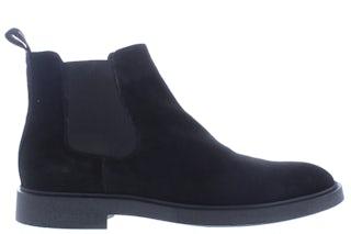 Blackstone WG81 black Herenschoenen Boots
