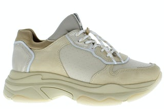 Bronx Baisley 66167 camel gold Damesschoenen Sneakers
