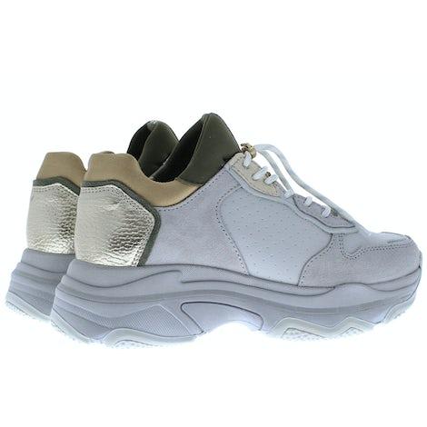 Bronx Baisley 66167 ice grey khaki Sneakers Sneakers