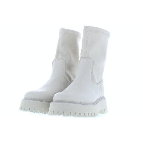Bronx Groov-y 47358 winter white Booties Booties