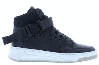 Bronx Old-cosmo 47353 black Damesschoenen Sneakers