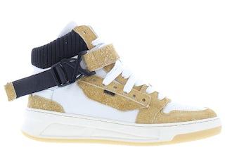 Bronx Old-cosmo 47353 orange yellow Damesschoenen Sneakers