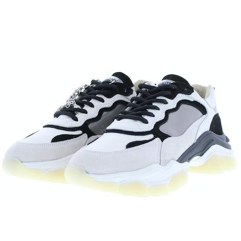 Bronx Tayke-over 66366 off white black Sneakers Sneakers