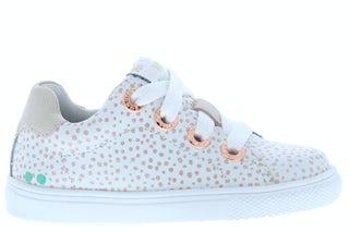 Bunnies 221302 996 white pink Meisjesschoenen Sneakers