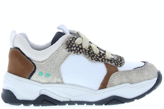 Bunnies 221370 501 off white Meisjesschoenen Sneakers