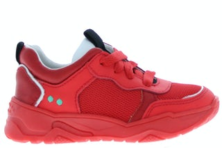 Bunnies 221370 641 red Jongensschoenen Sneakers