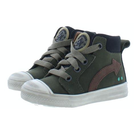 Bunnies 221630 169 army green Booties Booties