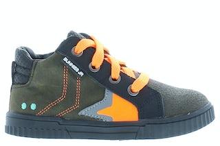 Bunnies 221663 569 army green Jongensschoenen Sneakers
