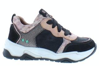 Bunnies 221770 996 black fantas Meisjesschoenen Sneakers
