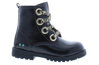Bunnies 221782 889 black patent Meisjesschoenen Booties