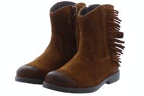 Clic 20201 tabacco Meisjesschoenen Booties en laarzen