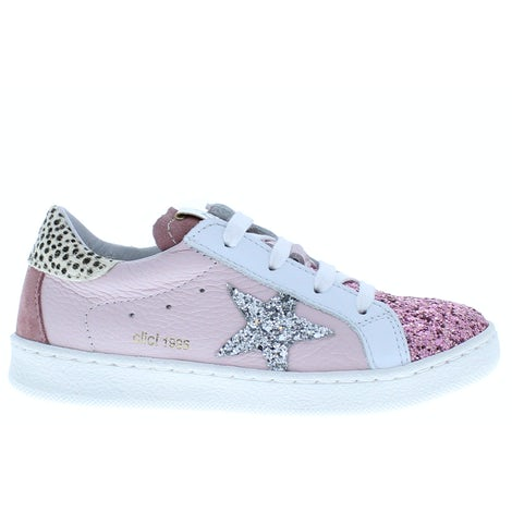 Clic 20305 A glitter rosa Sneakers Sneakers