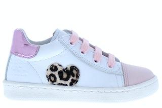 Clic 20320 D blanco old pin Meisjesschoenen Sneakers