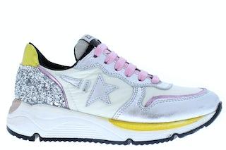 Clic 20337 D eclat plata Meisjesschoenen Sneakers