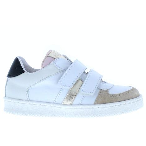 Clic 20341 C blanco Klittebandschoenen Klittebandschoenen
