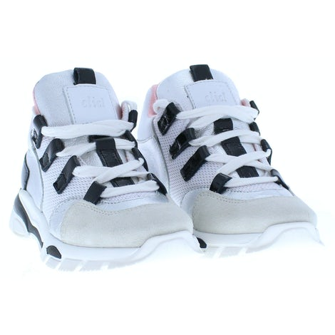 Clic 9855 BC bianco negro Sneakers Sneakers