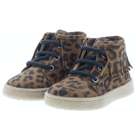 Clic 9880 leopardo Booties Booties