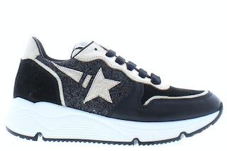 Clic CL-20337 negro Meisjesschoenen Sneakers