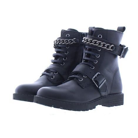 Clic CL-20459 negro Booties Booties