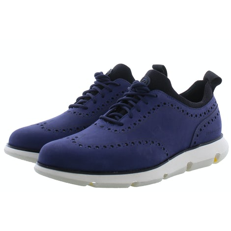 Cole Haan 4. zerogrand C 31887 navy Veterschoenen Veterschoenen