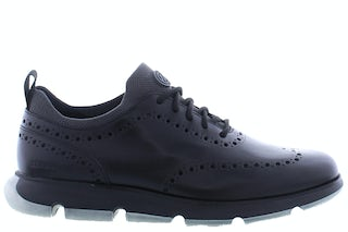 Cole Haan 4. zerogrand C 33452 black Herenschoenen Veterschoenen