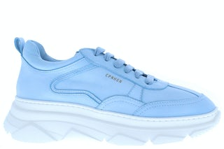 Copenhagen CPH60 nabuc light blue Damesschoenen Sneakers