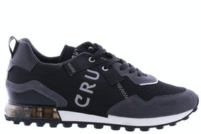 Cruyff Superbia black Herenschoenen Sneakers