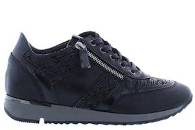DL Sport 4819 nero Damesschoenen Sneakers
