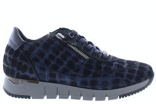 DL Sport 4823 blu Damesschoenen Sneakers