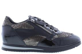 DL Sport 4883 vernice nero Damesschoenen Sneakers