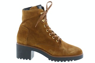 DL Sport 4913 velour bark Damesschoenen Booties