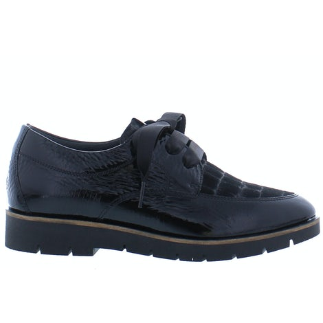 DL Sport 4949 sweden nero comb Veterschoenen Veterschoenen