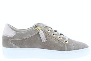 DL Sport 5008 ivory Damesschoenen Sneakers