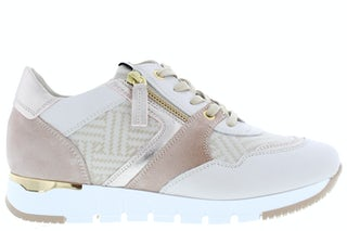 DL Sport 5028 latte combi Damesschoenen Sneakers