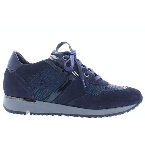 DL Sport 6024 blu combi Sneakers Sneakers