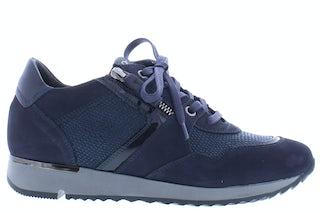DL Sport 6024 blu combi Damesschoenen Sneakers
