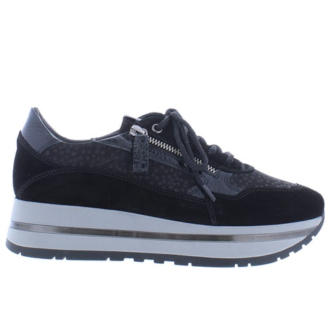 DL Sport 6046 nero combi Sneakers Sneakers